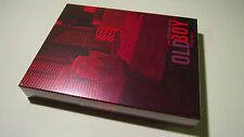 Oldboy Blu-ray Steelbook Type A | Old Boy Park Chan Wook Korea PLAIN Archive NEW