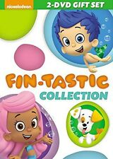 Bubble Guppies: Fin-Tastic Collection (2015, DVD NEW)2 DISC SET