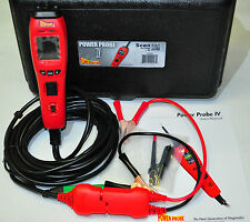 Power Probe IV Diagnostic Circuit Tester,Fuel, injector tester, PP401AS