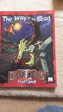 Deadlands-el camino de los muertos-Pinnacle 1117