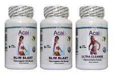 Fat Burner Detox Rapid Cleanse Diet Pills Strong Weight Loss Slimming Tablets 3#