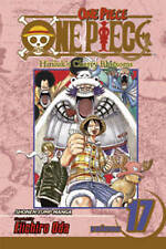 One Piece, Vol. 17: Hiruluk's Cherry Blossoms-ExLibrary