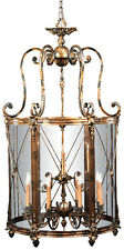 Metropolitan Lighting N9306 12-Light Foyer Lantern Pendant - Bronze Oxide