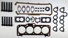 HEAD GASKET SET & BOLTS JETTA GOLF Mk 2 3 1.6 1.8 8V 83-95 GTi DX EV PB DX EX RP