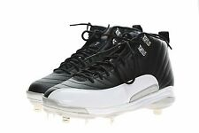 Nike Air Jordan 12 XII Retro Metal Cleats Playoff 625221-012 Size 9
