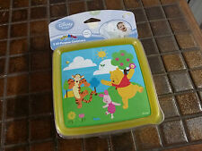 DISNEY WINNIE THE POOH AND FRIENDS CHILDREN KIDS SANDWICH FOOD CONTAINERS