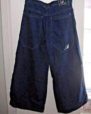 Kik Wear, Vintage Super Wide Leg Jeans, Size 36/31, Rave, , Shuffle, Raver, 1991