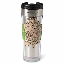Starbucks Stainless Steel Create-Your-Own Tumbler 16 oz