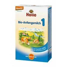 One Box Holle Organic Infant Baby Formula Stage 1 /Fresh from Germany New