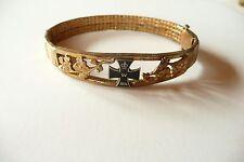 German WW1  Sweet Heart Jewelry, Bracelet / Iron Cross
