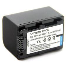 Battery for Sony HDR-SR11 HDR-SR11E HDR-SR12 HDR-SR12E HDR-XR100 HDR-XR100E
