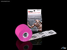 Ares Tape Uncut - Kinesiology Elastic Sports Tape PRO - Pink - Support KT