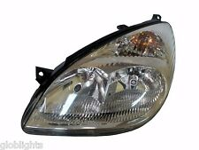 CITROEN C5 XENON SCHEINWERFER LINKS HEADLIGHT FARO LHD