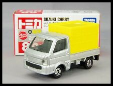 TOMICA #89 SUZUKI CARRY TRUCK 1/55 TOMY 2016 MAY NEW MODEL DIECAST CAR