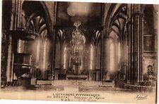 CPA  L'Auvergne Pittoresque - Ennezat - Intérieur de l'Église    (244628)