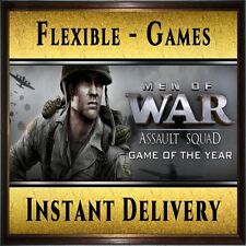 Men of War: Assault Squad [Game of the Year / GOTY] Steam CD-Key - Fast Delivery