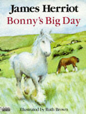 James Herriot Bonny's Big Day (Piper Picture Books) Very Good Book