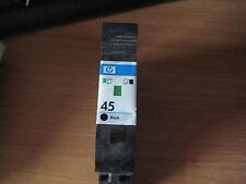 genuine hp black ink 51645a