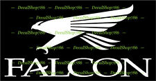 Falcon Graphite Fishing Rods -Outdoor Sports - Vinyl Die-Cut Peel N' Stick Decal