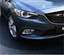 Nuevo faros antiniebla cubierta cromo Mazda 6 AB bj2013