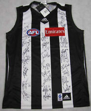 2012 COLLINGWOOD MAGPIES Jersey Hand Signed x 28