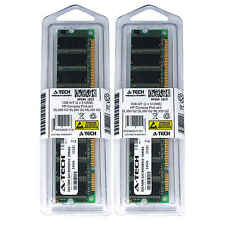 1GB KIT 2 x 512MB HP Compaq ProLiant DL360 G2 DL380 ML350 ML370 Ram Memory