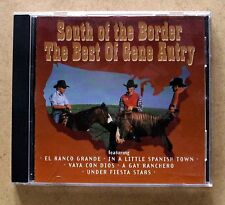 Gene Autry - South of the Border (The Best Of Gene Autry), CD