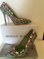 BNWB Manolo Blahnik Stigma Pumps, size EU40 / UK7 (Fits UK6-6.5)
