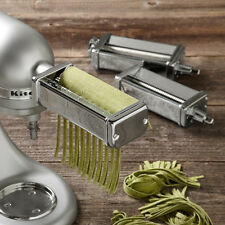 KitchenAid 3-Piece Pasta Roller & Cutter Set, New