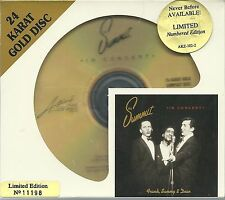 Sinatra, Frank The Summit in Concert DCC GOLD CD Neu OVP Sealed Nr.11198