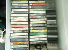 PICK 'N' MIX ALBUM CASSETTES--MANY TITLES--ROCK, POP,REGGAE, R&B etc (See Below)