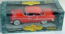ERTL 1/18 1955 Chevy Bel-Air GYPSY RED Hardtop 7846 SEALED 55 American Muscle rc