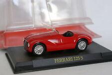 Ixo Presse 1/43 - Ferrari 125 S Rouge