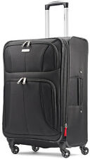 "Samsonite Luggage Aspire XLite 25"" Spinner 4 Wheeled Upright Expandable - Black"