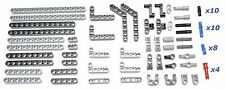 LEGO Technic 84 piece lot, liftarms, pins, connectors. Mindstorms, NXT, EV3