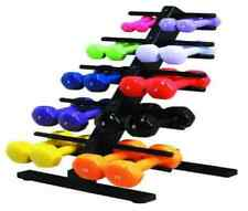 10 units- Rack for Vinyl Dumbbell Set
