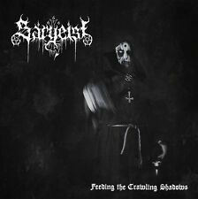 Sargeist - Feeding the Crawling Shadows CD 2014 black metal Finland Horna