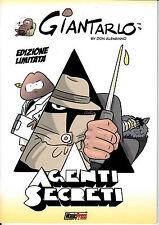 JENUS Special: GIANTARLO - Agenti Segreti di Don ALEMANNO - Ed. Limitata NUOVO.