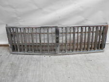 1986 Mercury Marquis Grille front chrome grill with emblem factory
