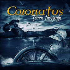 CORONATUS Terra Incognita Digipak-CD ( 205741 )    Female-Fronted Gothic Metal