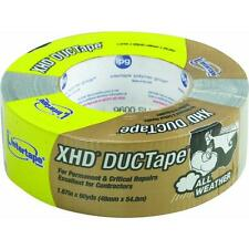 2'X60YD Silver Duct Tape Intertape Polymer 9600-SL 3 Roll Pk mend & repair