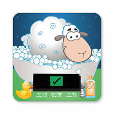 BABY BATH THERMOMETER - SHEEP DESIGN