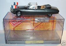 OLD NOREV RARE CITROEN SM PRESIDENTIELLE GRIS FONCE METAL 1/43 IN BOX