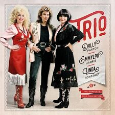 DOLLY PARTON, LINDA RONSTADT & EMMYLOU HARRIS COMPLETE TRIO COLLECTION 3 CD SET