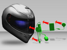 AGV BLUETOOTH SIDE SHARE EASY PER CASCHI K-3 K-5 - SV - HORIZON - SKYLINE