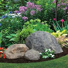 Landscaping Faux Rock Large Tan Outdoor Yard Landscape Artificial Stepping Stone