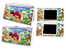 Skin Sticker to fit Nintendo DS Lite DSL - Angry Birds