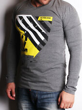 NEW STAMP  DSQUARED D2, Sweaters ,T-shirt Color gray SUPER Slim EU-S US-XS