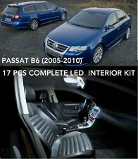 KIT INTERIOR COMPLETO LED PARA WOLKSWAGEN PASSAT 3C (B6) (2005-2010) SEDAN/WAGON