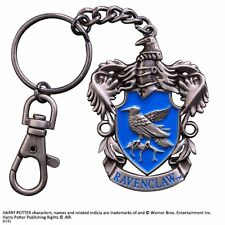 Harry Potter Ravenclaw Crest Keychain in Gift Box Noble Keyring